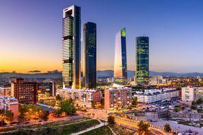ايجار سيارات مدريد, اسبانيا