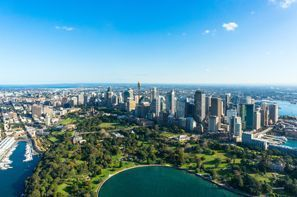 ايجار سيارات باراماتا, استراليا