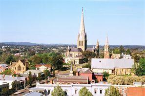 ايجار سيارات بنديغو, استراليا