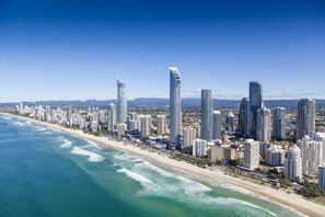 ايجار سيارات جولد كوست, استراليا