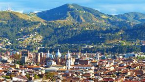 ايجار سيارات كوينسا, الإكوادور