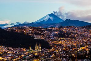 ايجار سيارات كيتو, الإكوادور