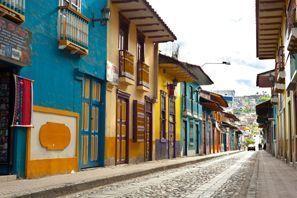 ايجار سيارات وخا, الإكوادور