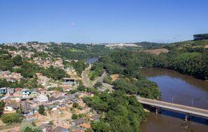 ايجار سيارات تيليماكو بوربا, البرازيل
