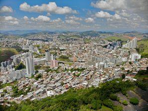 ايجار سيارات خويز دي فورا, البرازيل