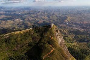 ايجار سيارات غوانهايس, البرازيل
