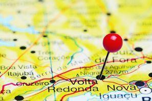 ايجار سيارات فولتا ريدوندا, البرازيل