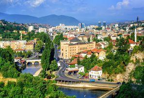 ايجار سيارات سراييفو, البوسنة