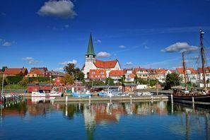 ايجار سيارات بورنهولم, الدنمارك