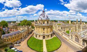 ايجار سيارات أكسفورد, المملكة المتحدة