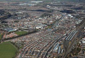 ايجار سيارات دارلينجتون, المملكة المتحدة