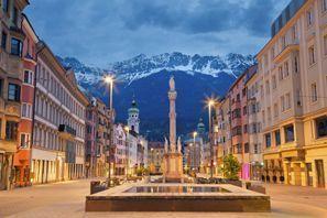 ايجار سيارات أنسبروك, النمسا