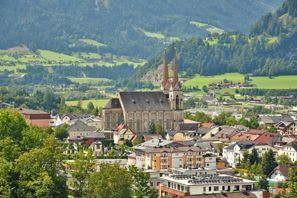 ايجار سيارات سانت جوهان, النمسا