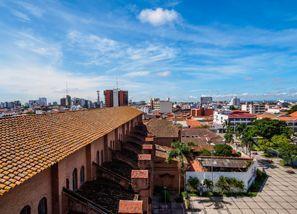 ايجار سيارات سانتا كروز, بوليفيا