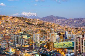 ايجار سيارات لا باز, بوليفيا