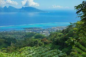ايجار سيارات جزيرة موريا, بولينيزيا الفرنسية