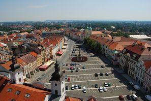 ايجار سيارات هراديك كرالوف, جمهورية التشيك