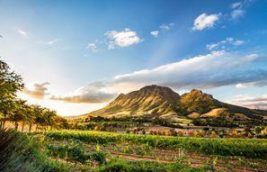 ايجار سيارات ستيلينبوش, جنوب إفريقيا