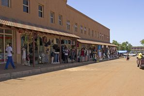 ايجار سيارات فيندا, جنوب إفريقيا