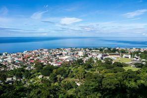 ايجار سيارات روسو, دومينيكا