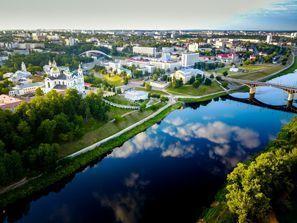ايجار سيارات فيتبسك, روسيا البيضاء