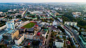 ايجار سيارات موغيلاف, روسيا البيضاء