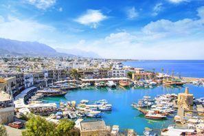 ايجار سيارات كيرينيا, شمال قبرص