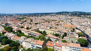 ايجار سيارات أكس - أن - بروفانس, فرنسا