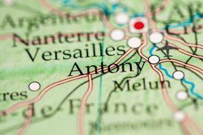 ايجار سيارات أنتوني, فرنسا