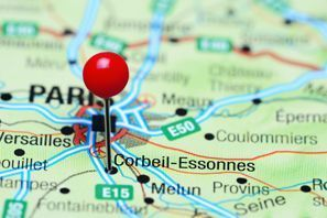 ايجار سيارات كورباي, فرنسا