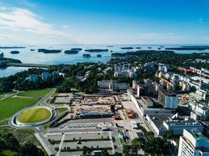 ايجار سيارات اسبو, فنلندا