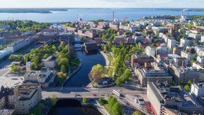 ايجار سيارات تامبير, فنلندا