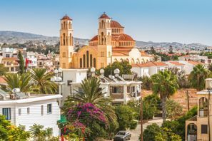 ايجار سيارات بافوس, قبرص