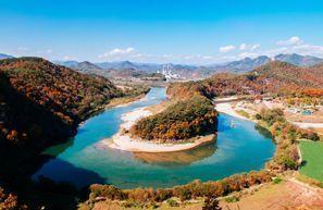 ايجار سيارات جانج وون دو, كوريا الجنوبية