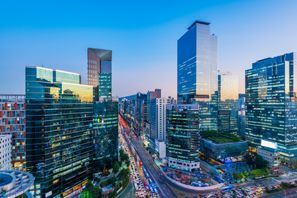 ايجار سيارات سيول, كوريا الجنوبية